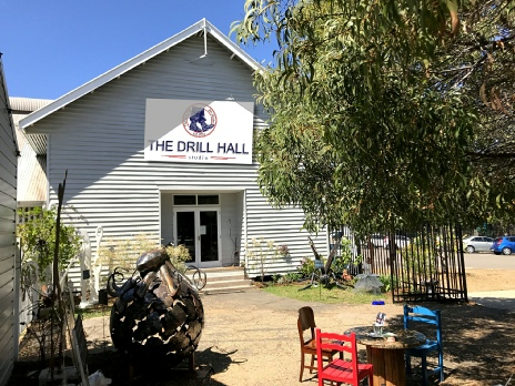 The Drill Hall Art Studio - Accommodation QLD