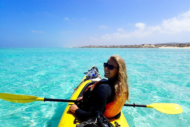 Ningaloo Reef Kayaking and Snorkeling Tour