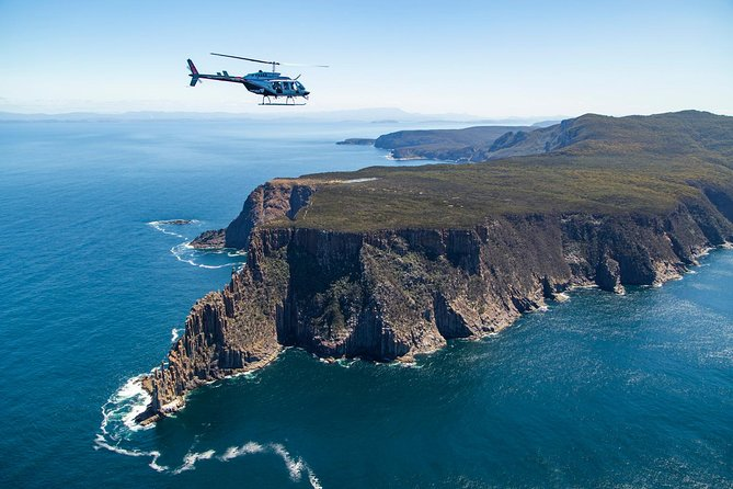 30-Minute Two Capes and Tasman Helicopter Flight from Port Arthur - Accommodation QLD