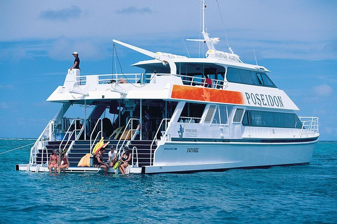 Poseidon Outer Great Barrier Reef Snorkeling and Diving Cruise from Port Douglas - Accommodation QLD