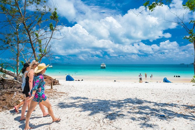 Whitehaven Beach Half-Day Cruises - Accommodation QLD