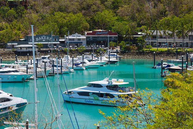 Whitsunday Islands Hopper Pass - Accommodation QLD