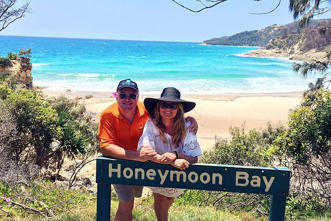 Cape Moreton Scenic 4WD Day Tour from Brisbane or the Gold Coast - Accommodation QLD