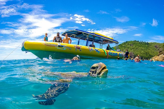 Ocean Rafting Tour to Whitehaven Beach - Accommodation QLD