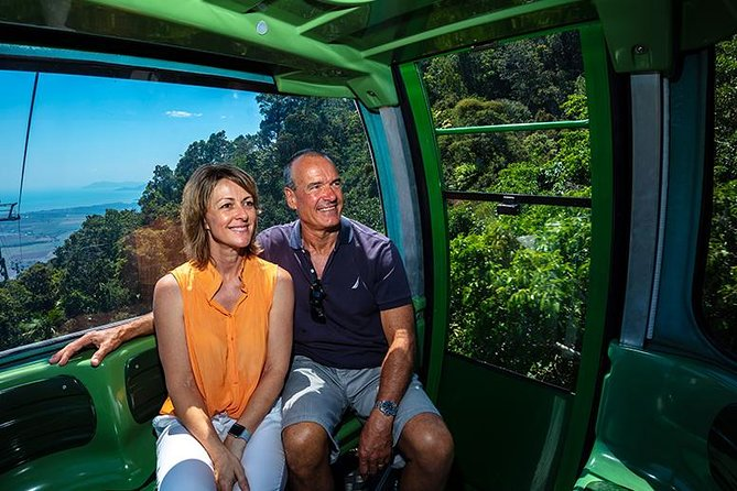 Skyrail Rainforest Cableway Day Trip from Palm Cove - Accommodation QLD