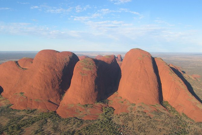 Kata Tjuta and Uluru Grand View Helicopter Flight - Accommodation QLD