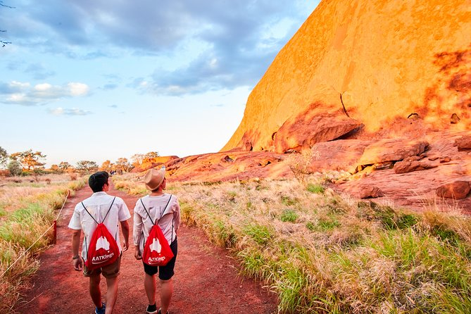 Uluru Sunrise and Guided Base Walk - Accommodation QLD