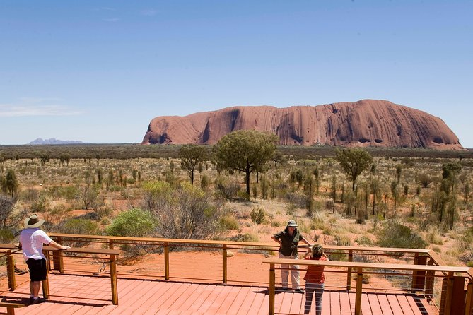 Uluru Small Group Tour including Sunset - Accommodation QLD