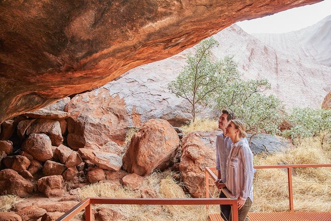 Uluru Base and Sunset Half-Day Trip with Optional Outback BBQ Dinner - Accommodation QLD