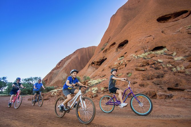 Outback Cycling Uluru Bike Ride - Accommodation QLD