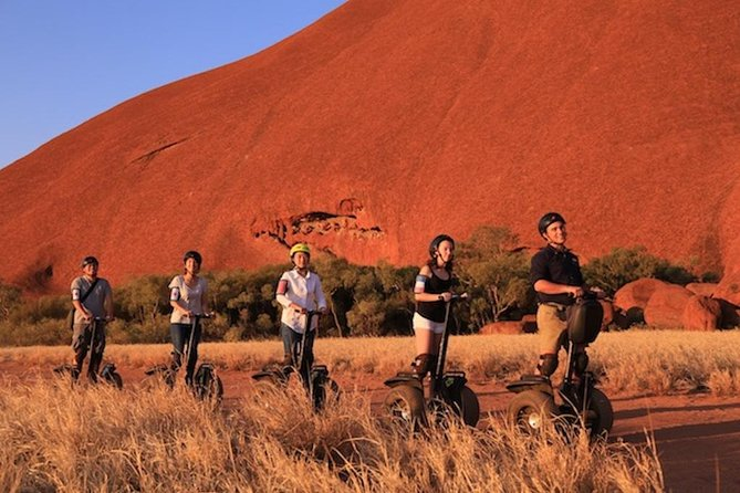 Quarter Uluru Segway  Sunset - Accommodation QLD