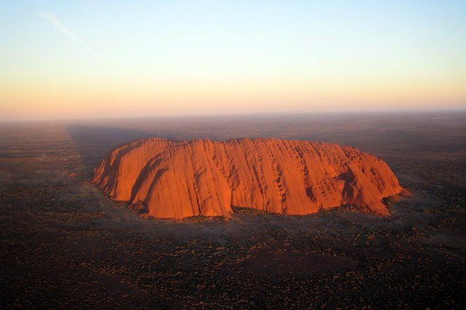 Fixed-Wing Scenic Flight from Uluru Ayers Rock - Accommodation QLD