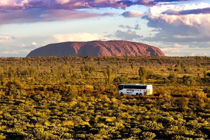 Coach Transfer from Kings Canyon Resort to Ayers Rock Resort - Accommodation QLD