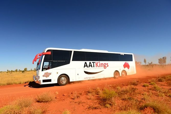 Coach Transfer from Kings Canyon to Alice Springs - Accommodation QLD