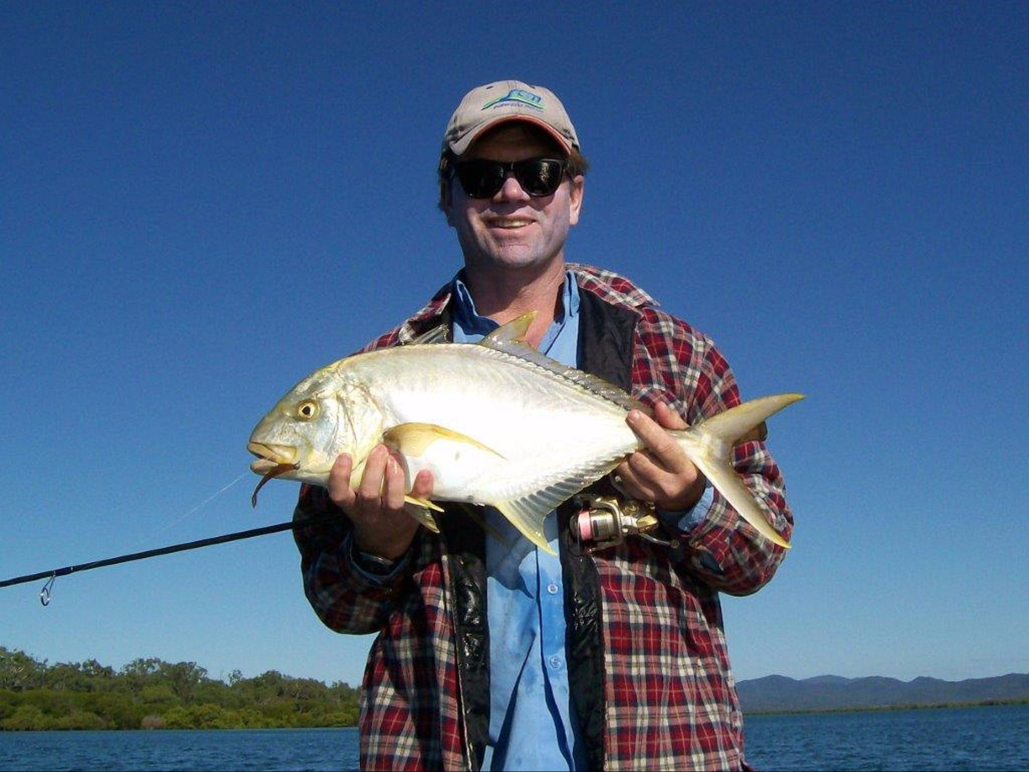 Barramundi to Trevally  A Seaforth Fishing Adventure - Accommodation QLD