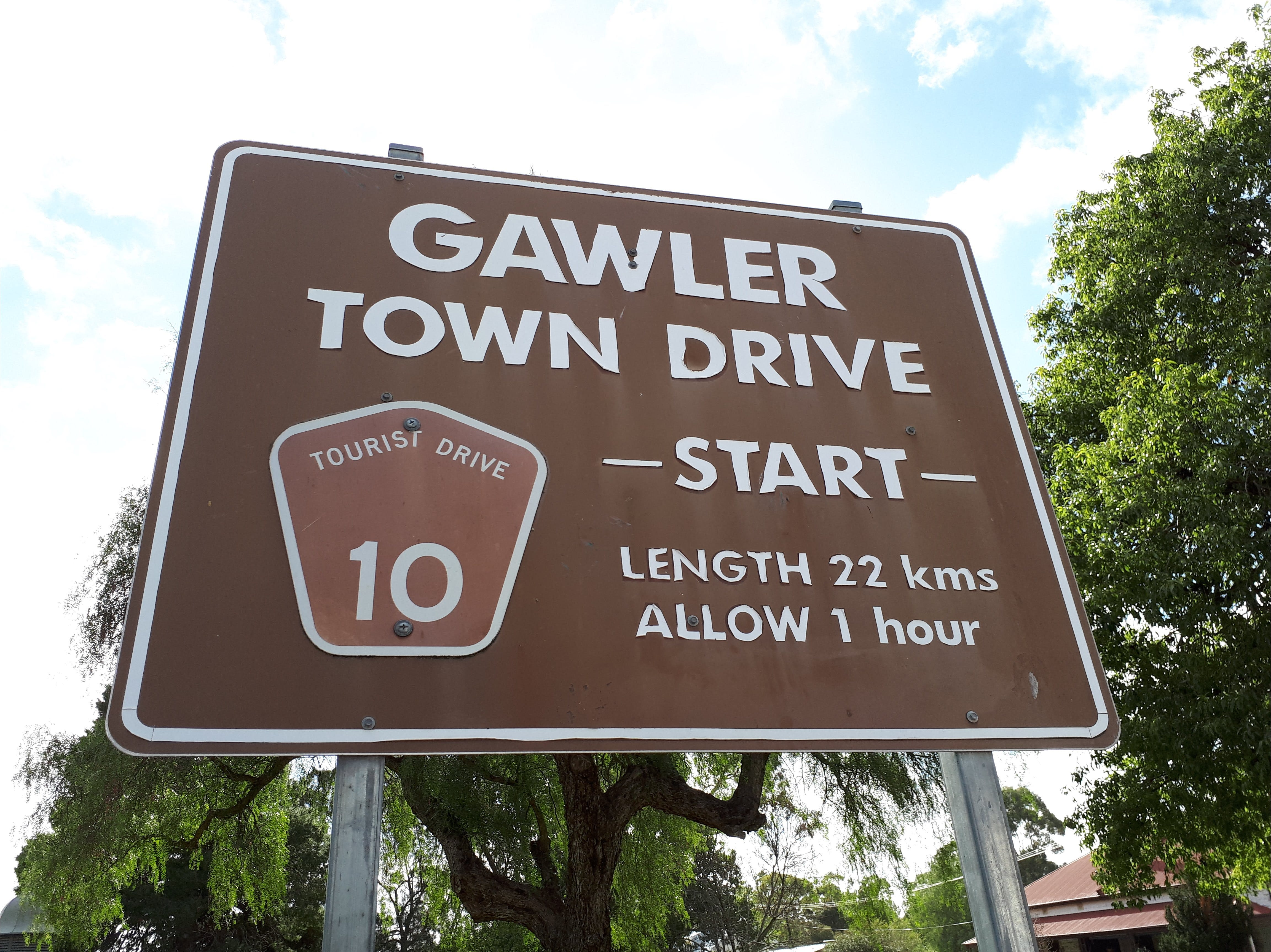 Gawler Self Driving Tour - Accommodation QLD