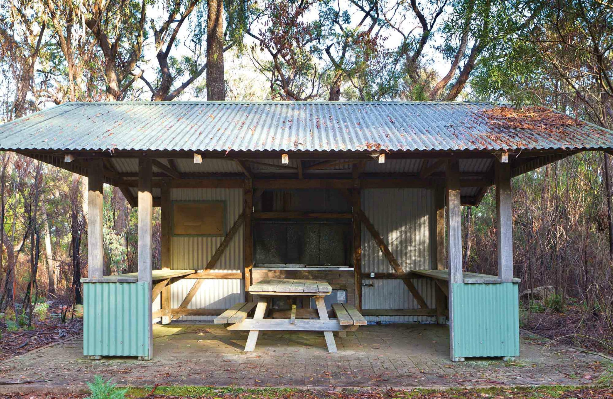 Granite Picnic Area - Accommodation QLD