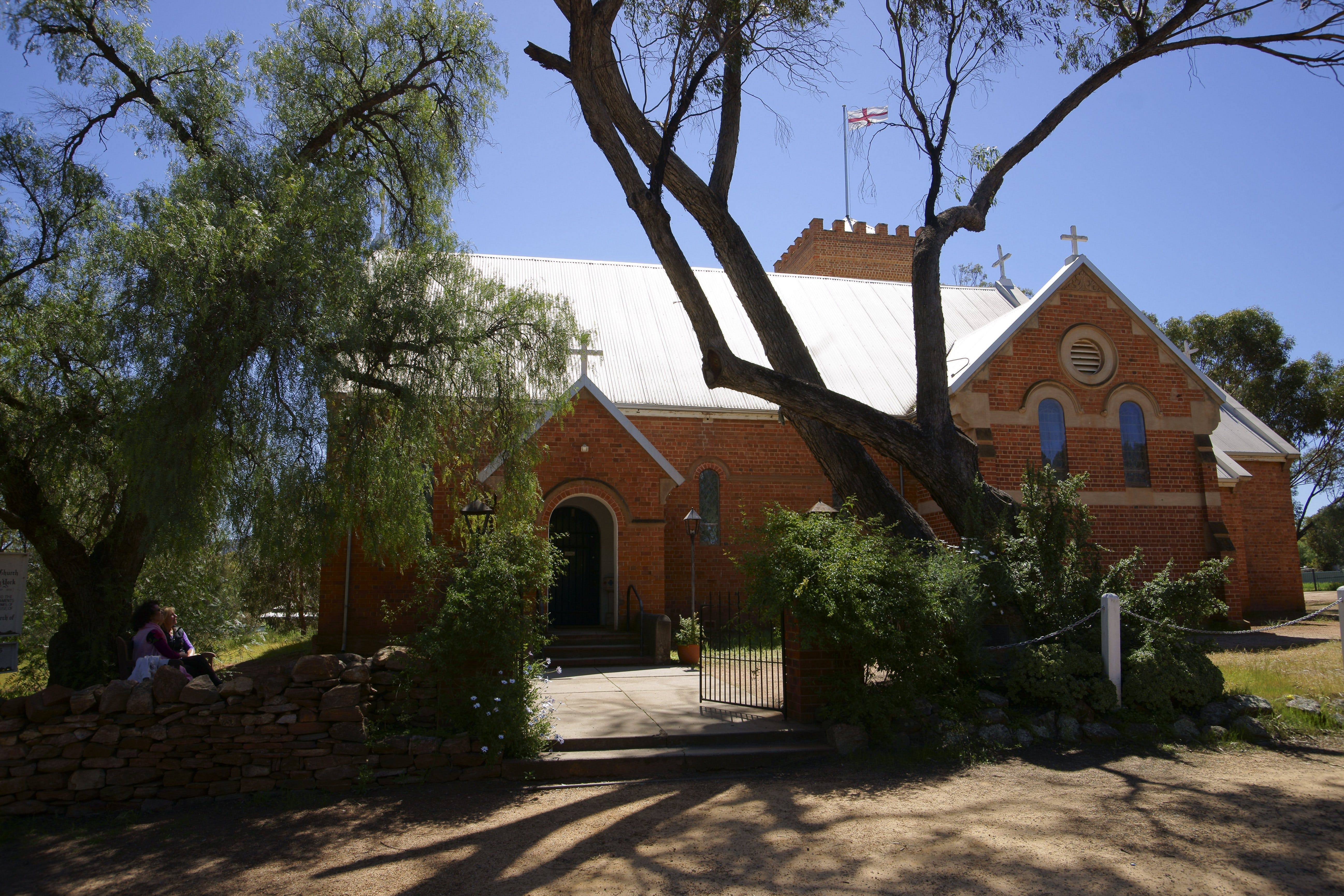 Holy Trinity Anglican Church - Accommodation QLD