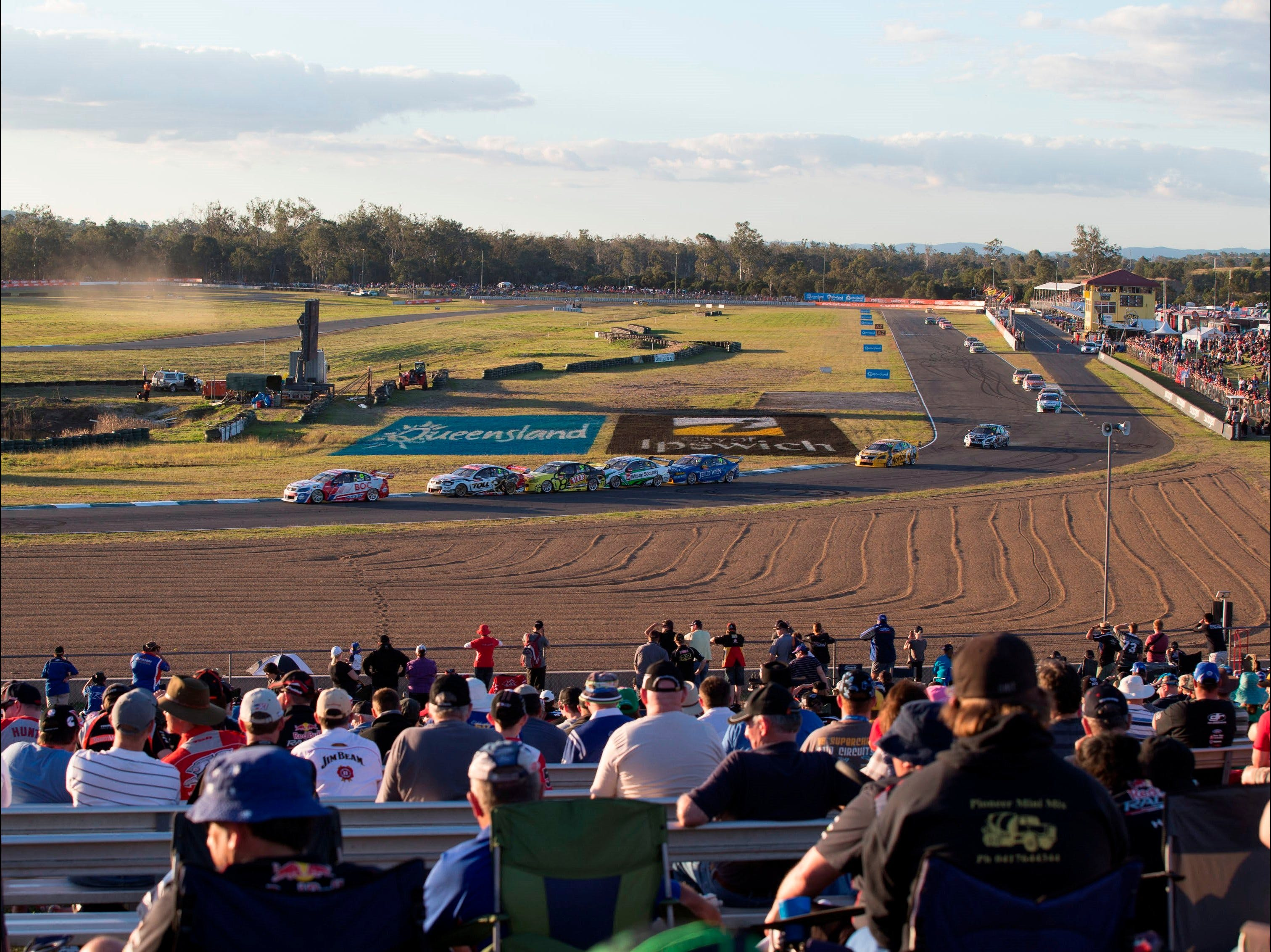 Ipswich Motorsport Precinct - Accommodation QLD
