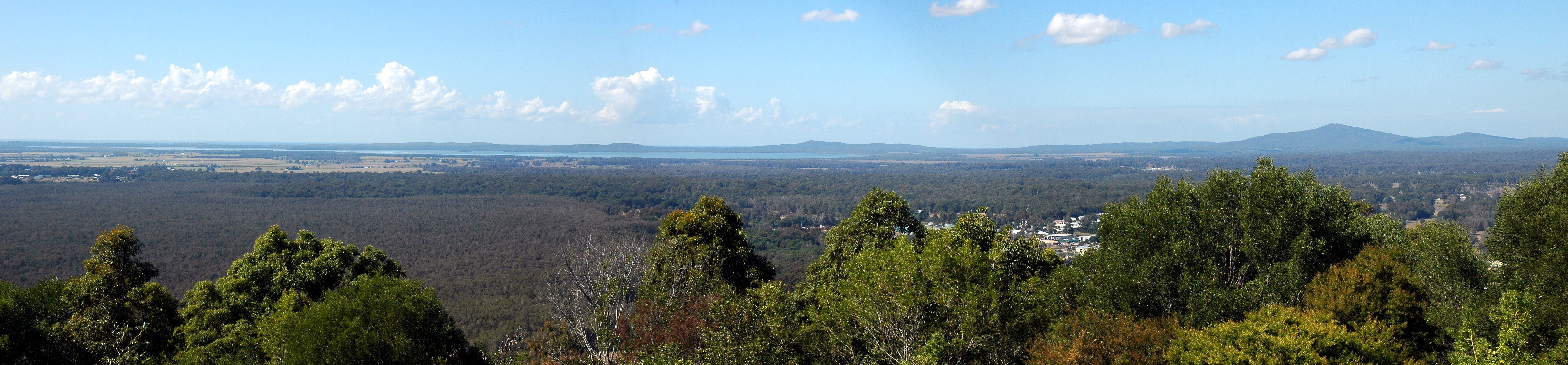 Maclean Lookout - Accommodation QLD