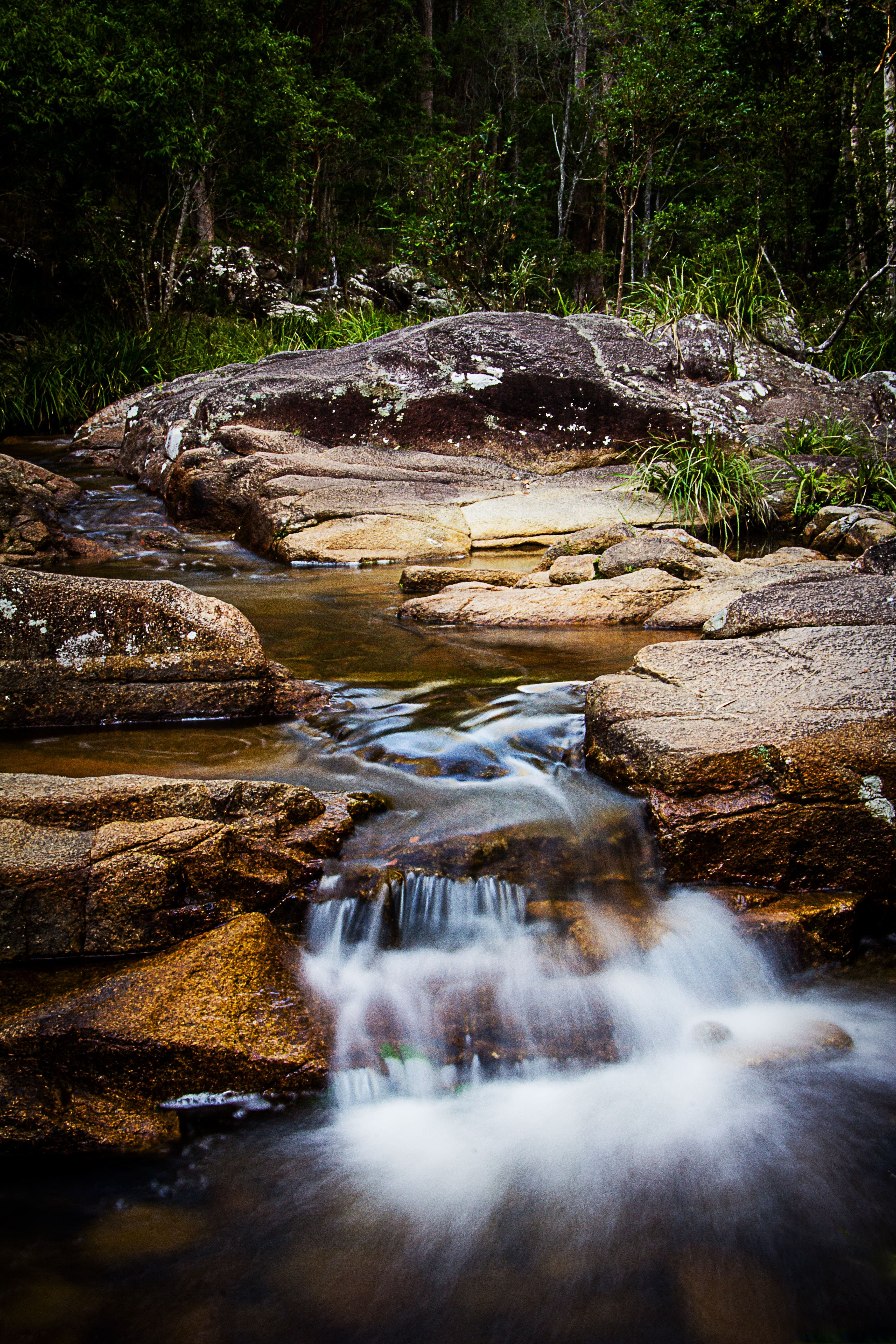 Mothar Mountain Rockpools - Accommodation QLD