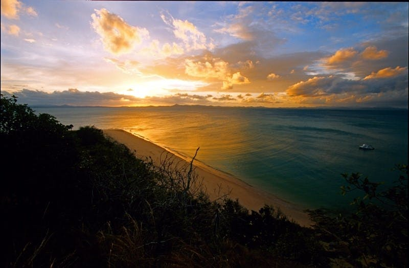 North Keppel Island Hilltop Trail - Accommodation QLD