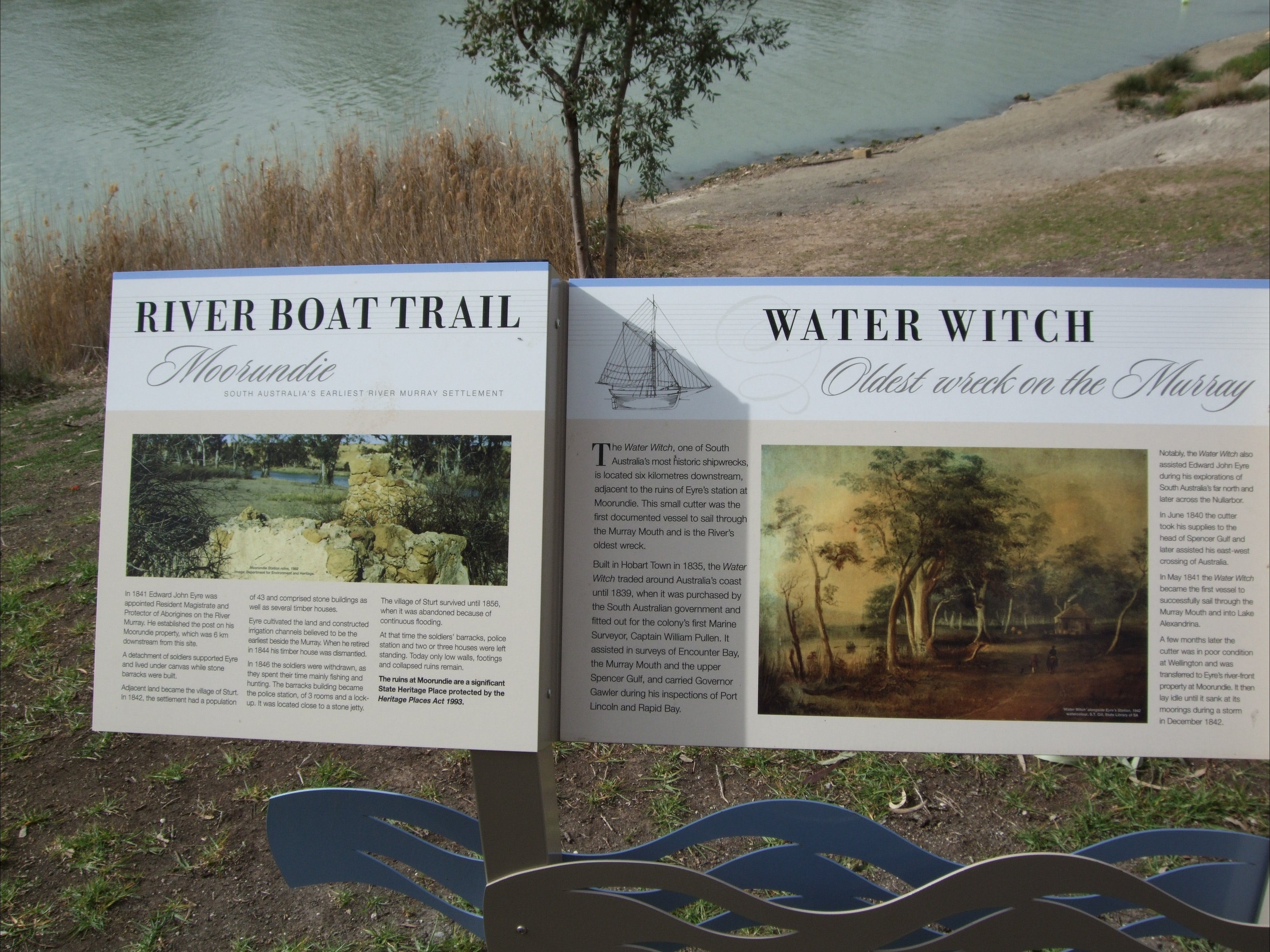 River Boat Trail - Accommodation QLD