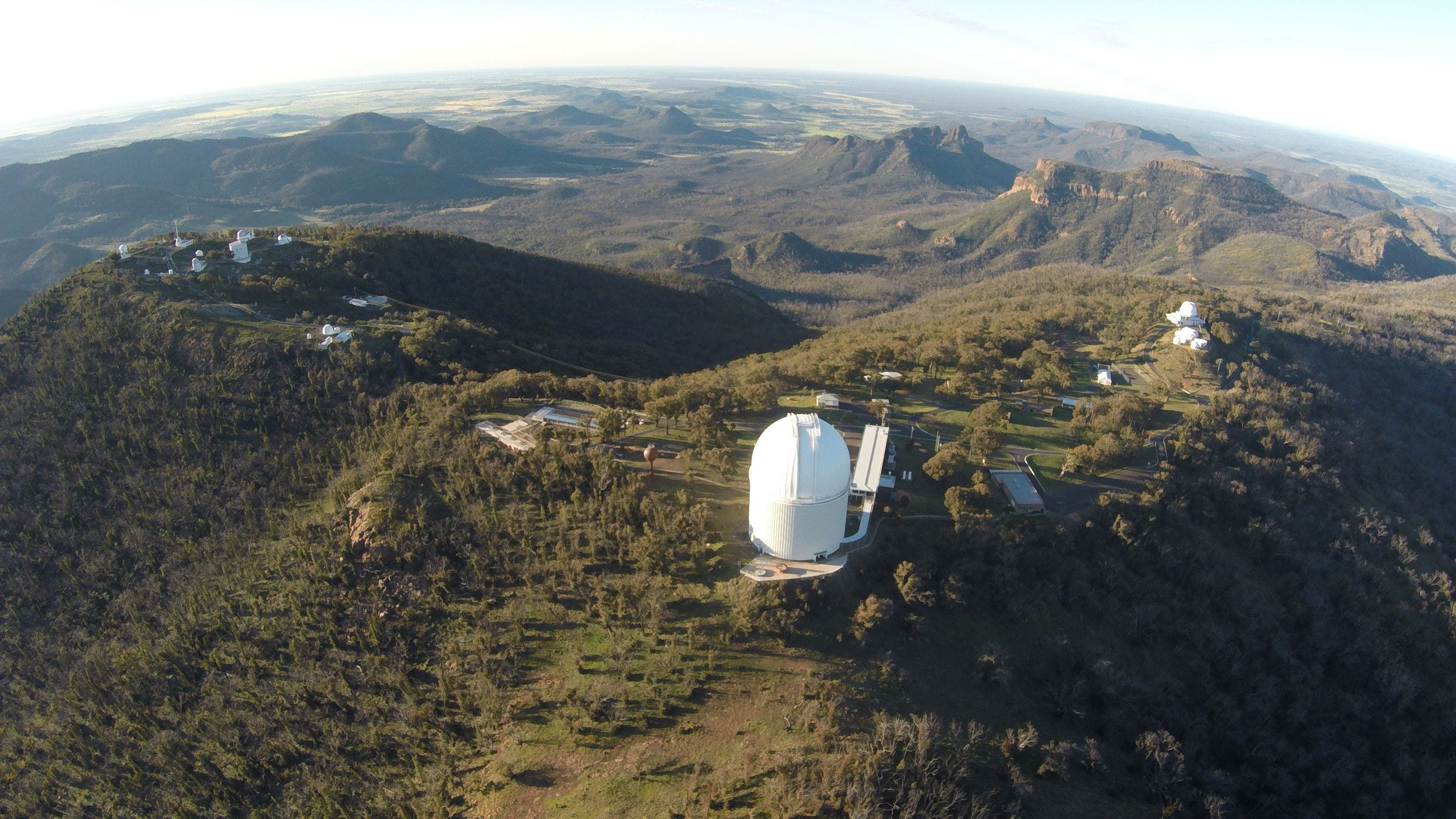 Siding Spring Observatory - Accommodation QLD