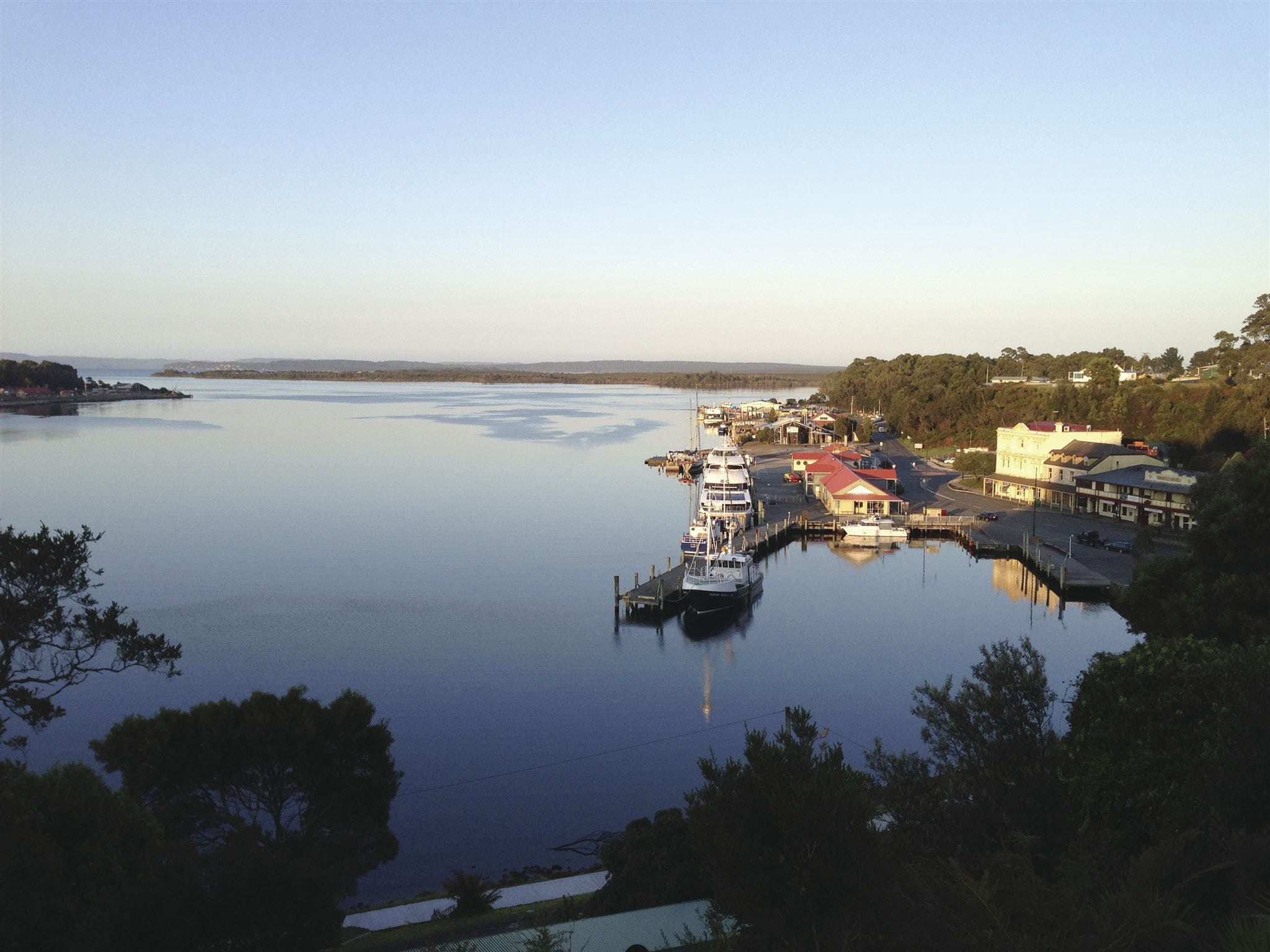 Strahan - Accommodation QLD