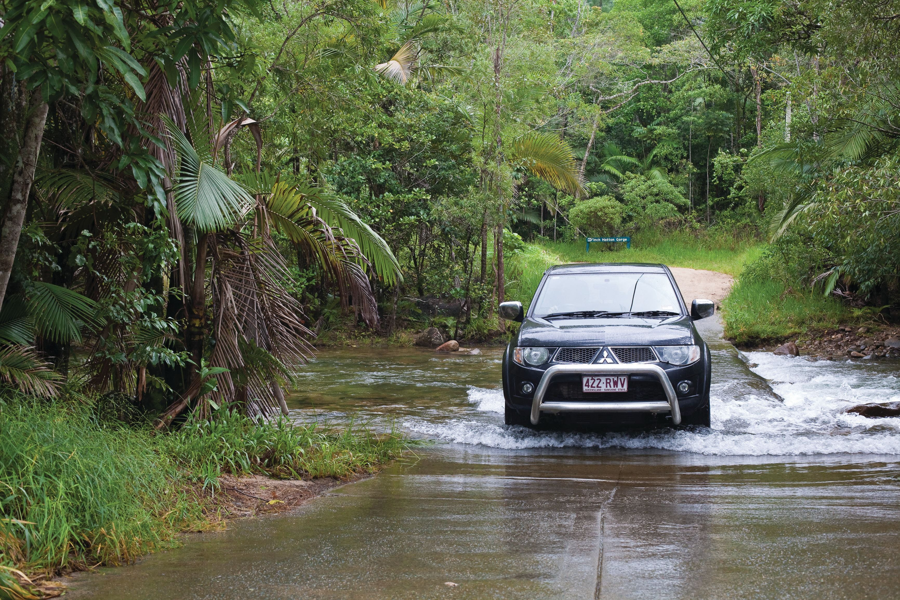 The Pioneer Valley and Eungella National Park - Accommodation QLD