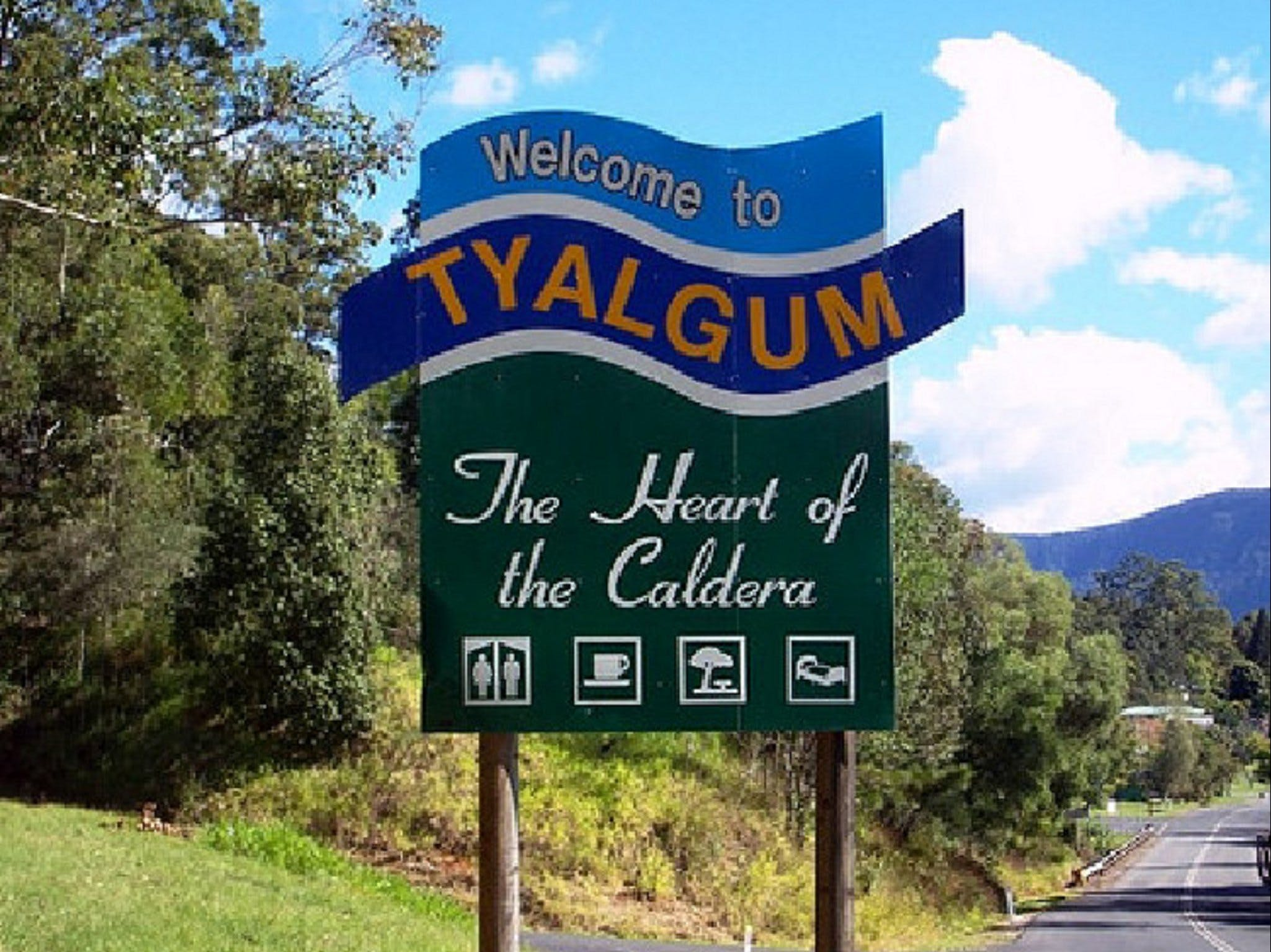 Tyalgum - Accommodation QLD
