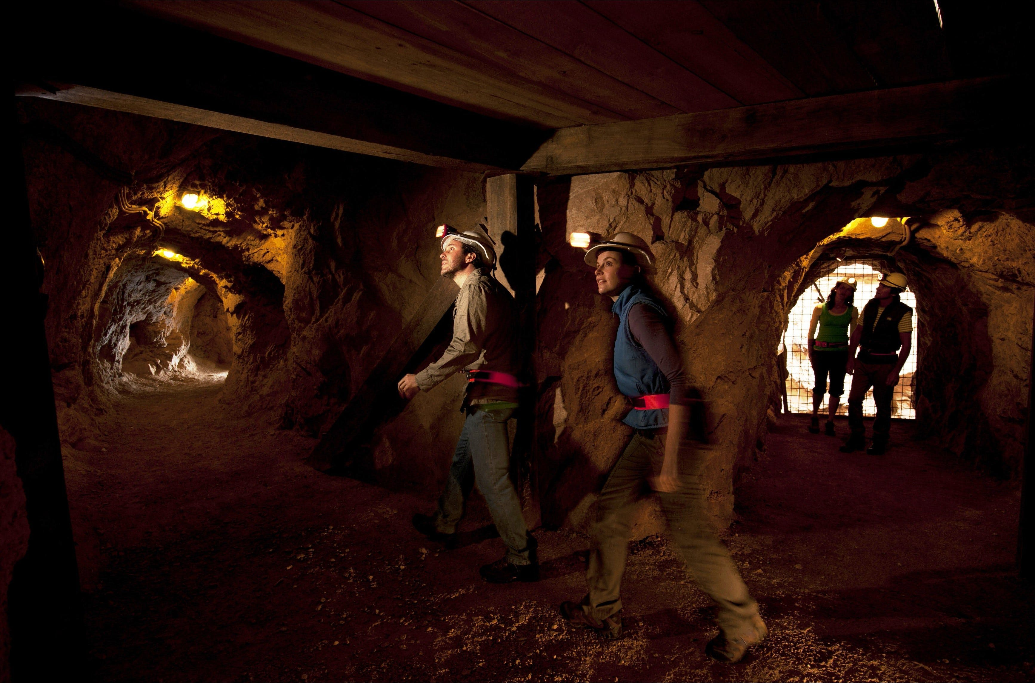 Blinman Heritage Mine - Accommodation QLD