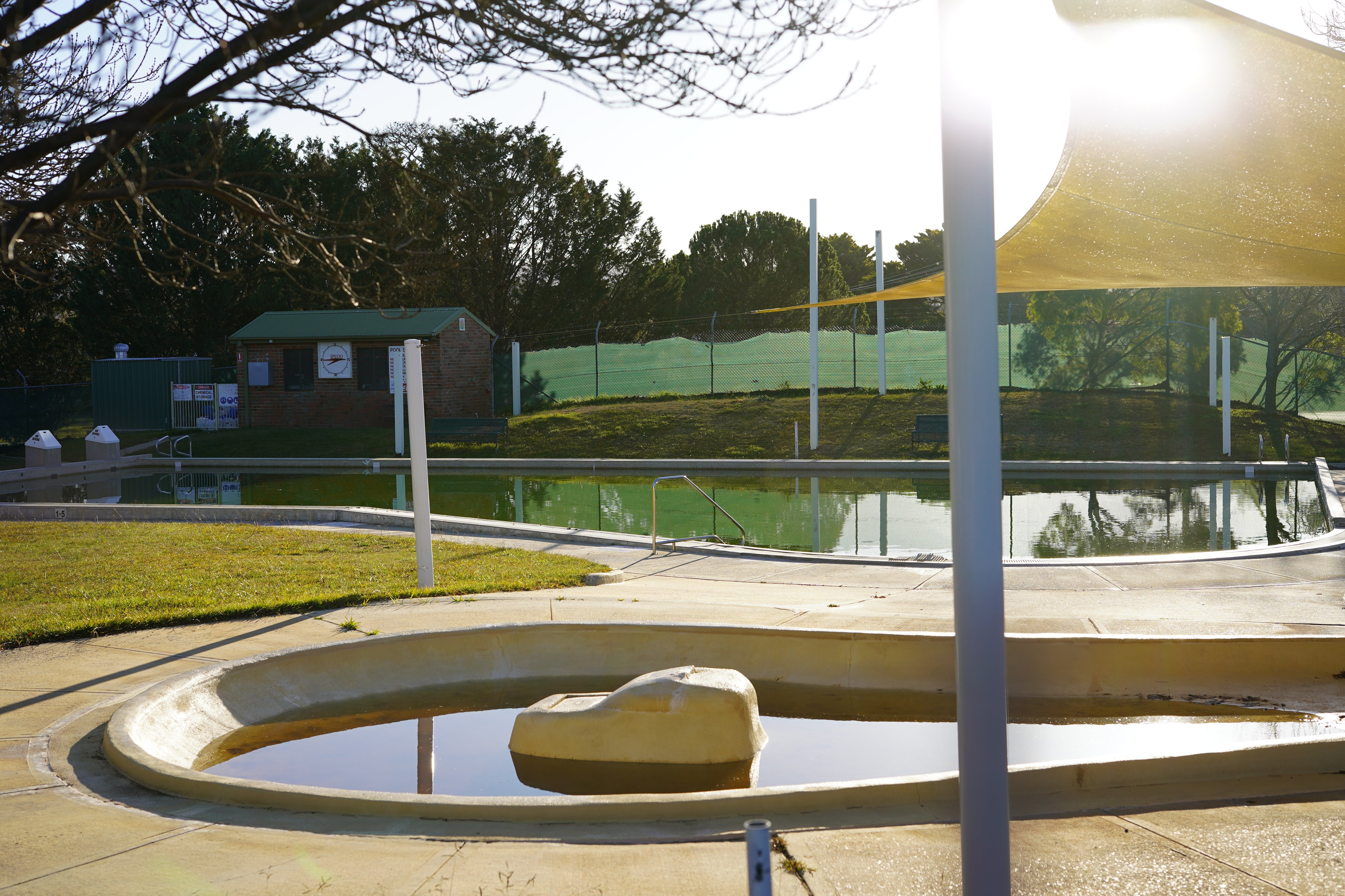 Bungendore Pool - Accommodation QLD
