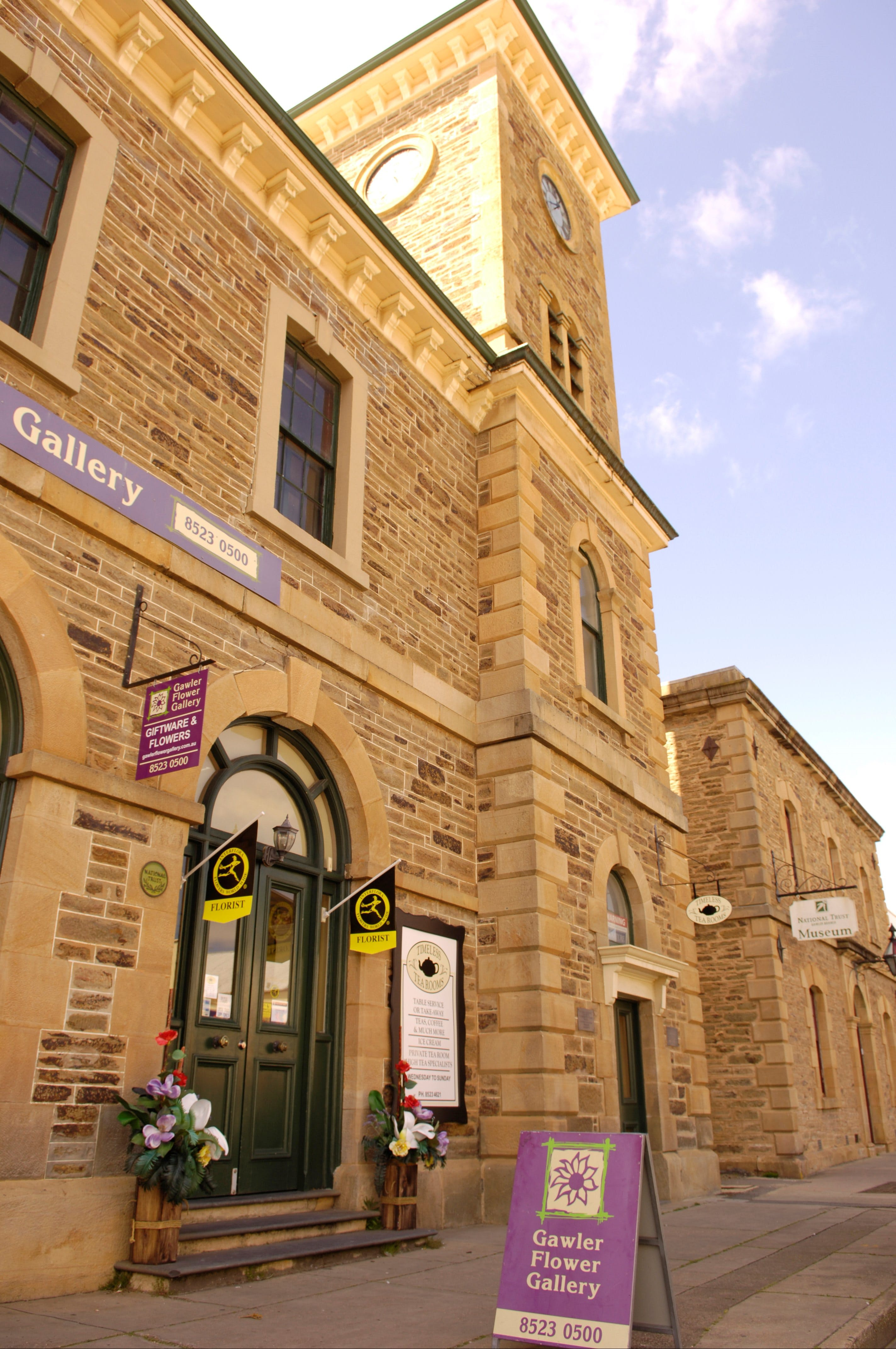 Gawler Historic Main Street Walking Tour - Accommodation QLD