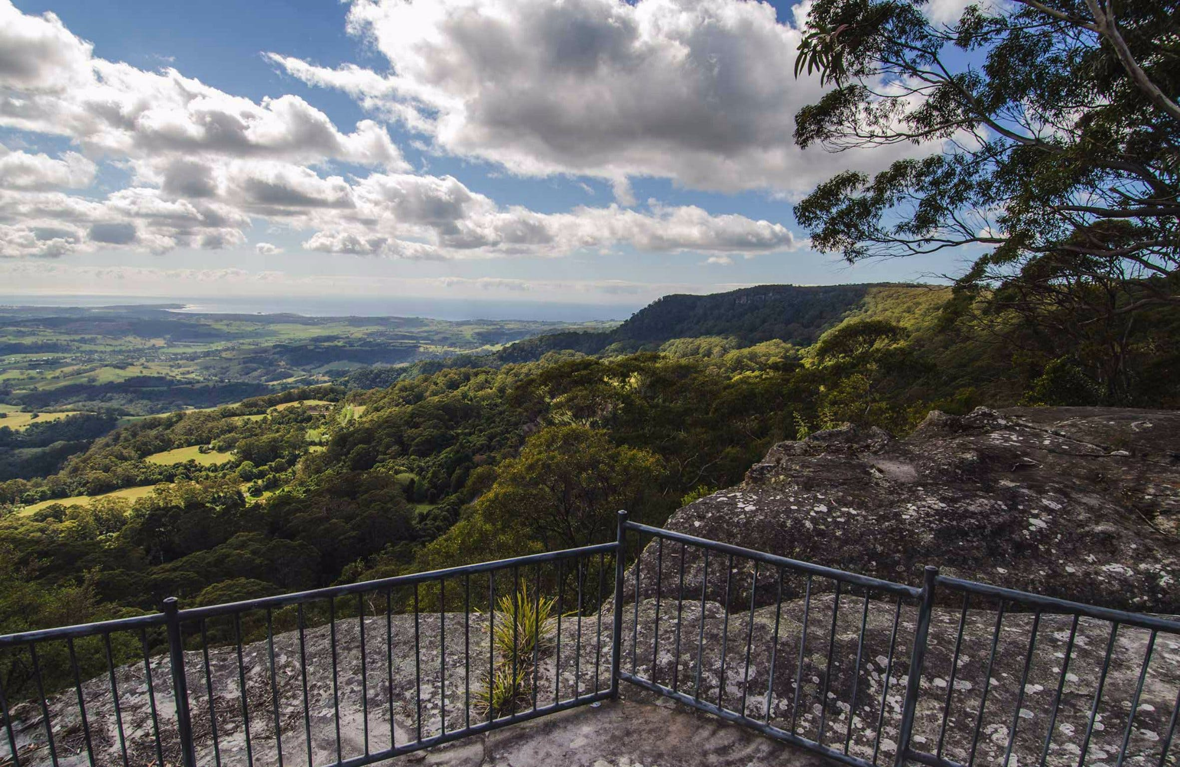 Illawarra Lookout Walking Track - Accommodation QLD
