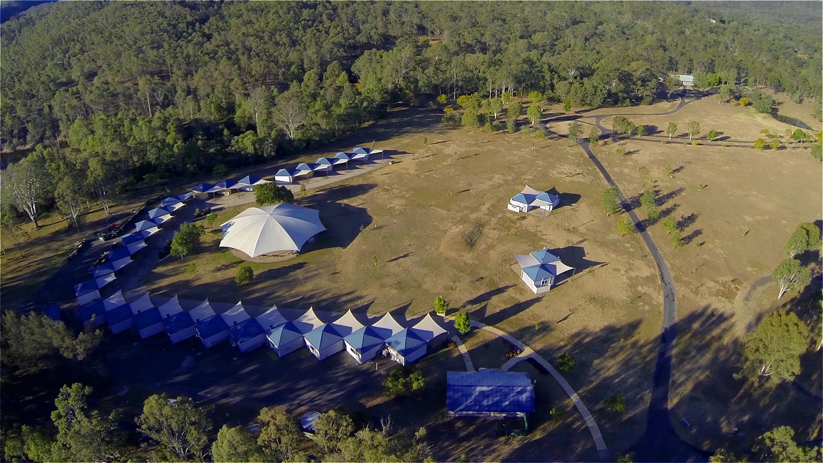 Ivory's Rock Conventions and Events - Accommodation QLD