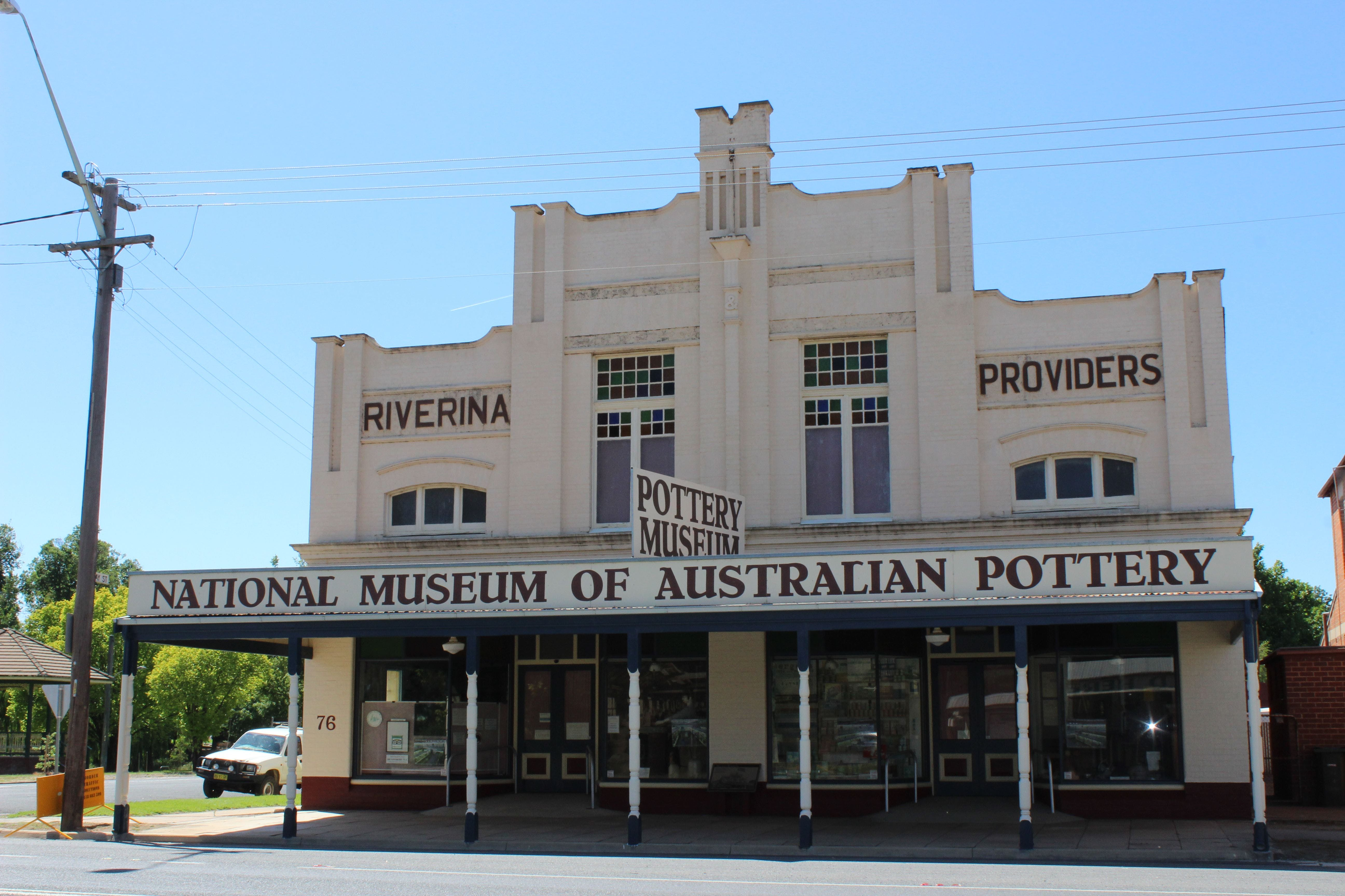 National Museum of Australian Pottery - Accommodation QLD