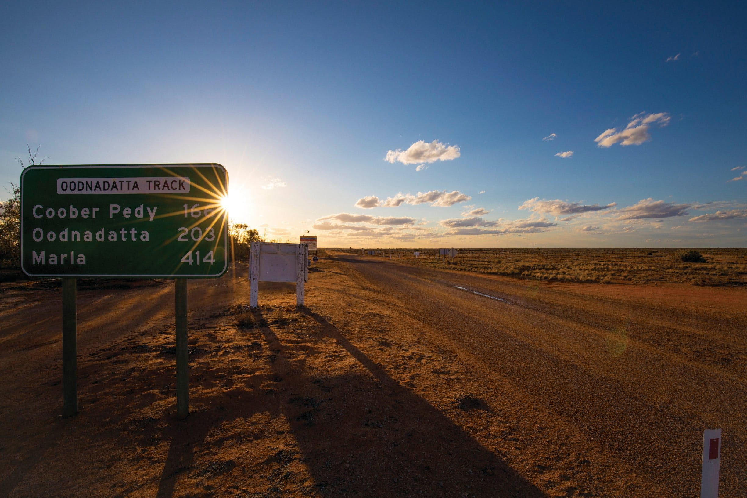 Outback South Australia - Accommodation QLD