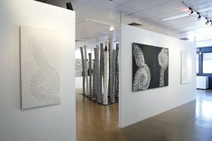 Outstation Gallery - Aboriginal Art from Art Centres - Accommodation QLD