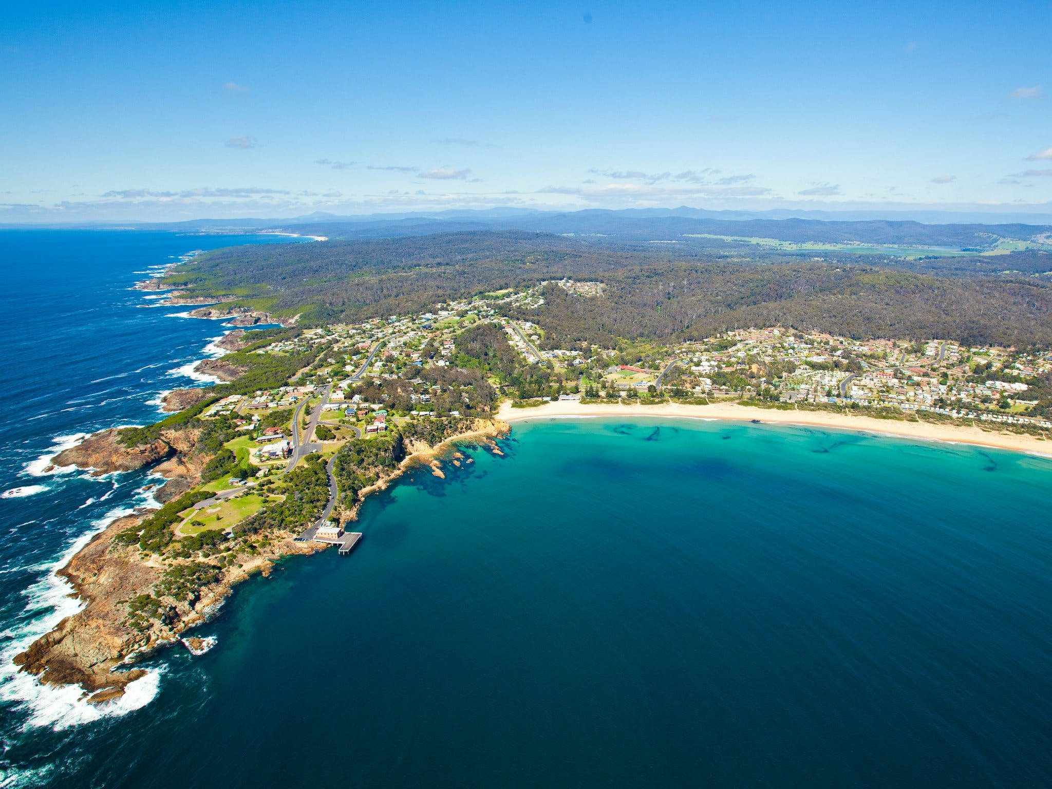 Tathra Beach - Accommodation QLD