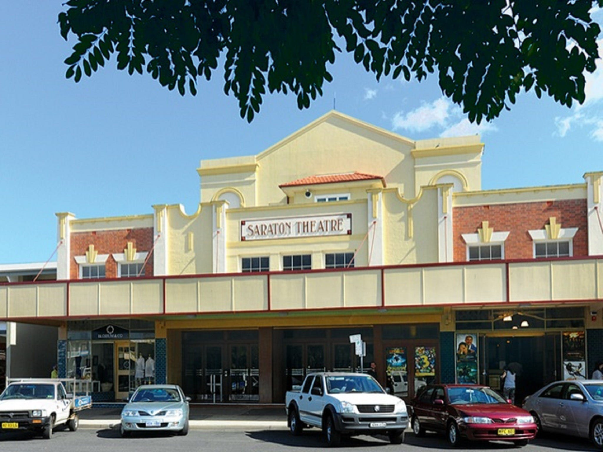 The Saraton Theatre Grafton - Accommodation QLD