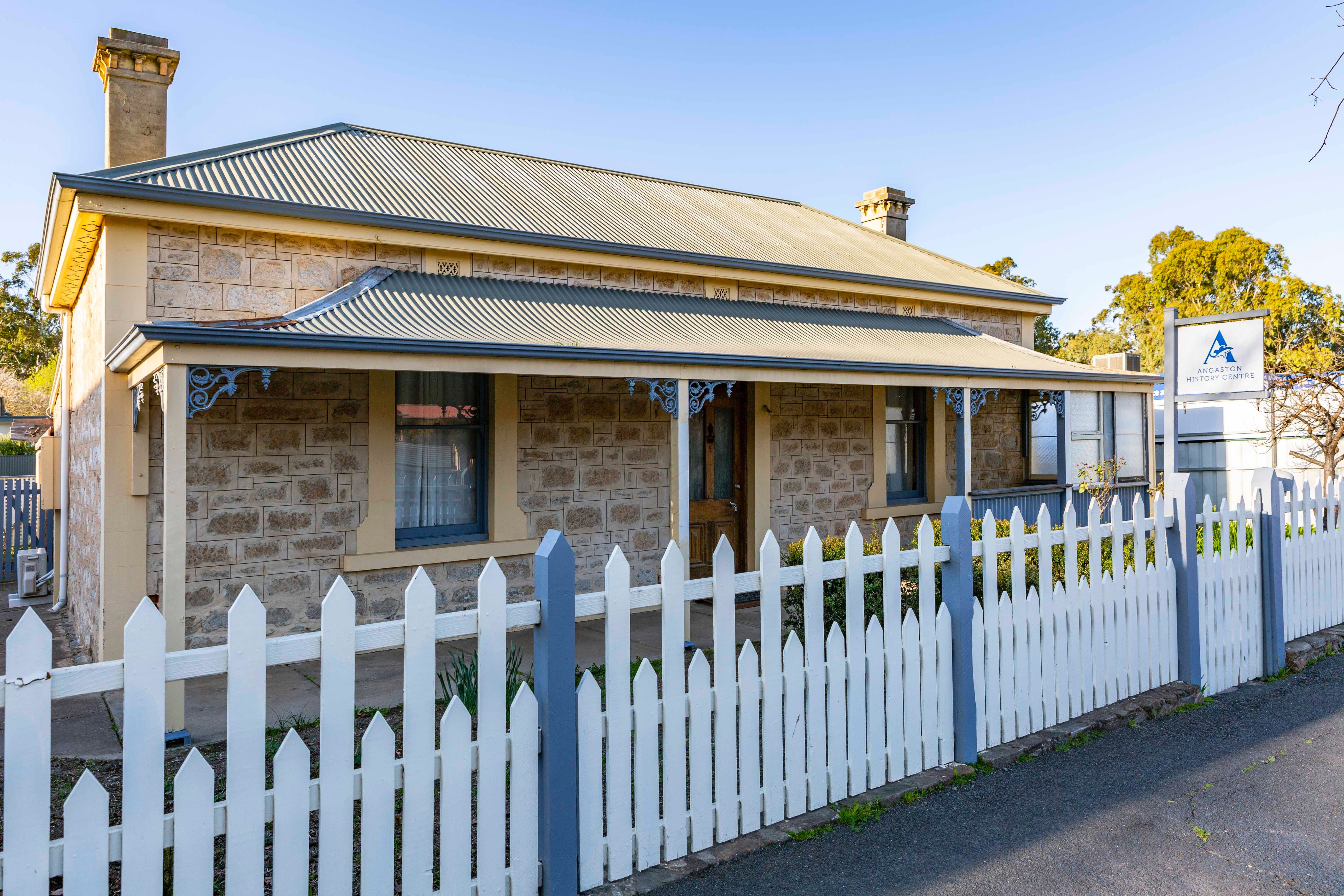 Angaston History Centre - Accommodation QLD