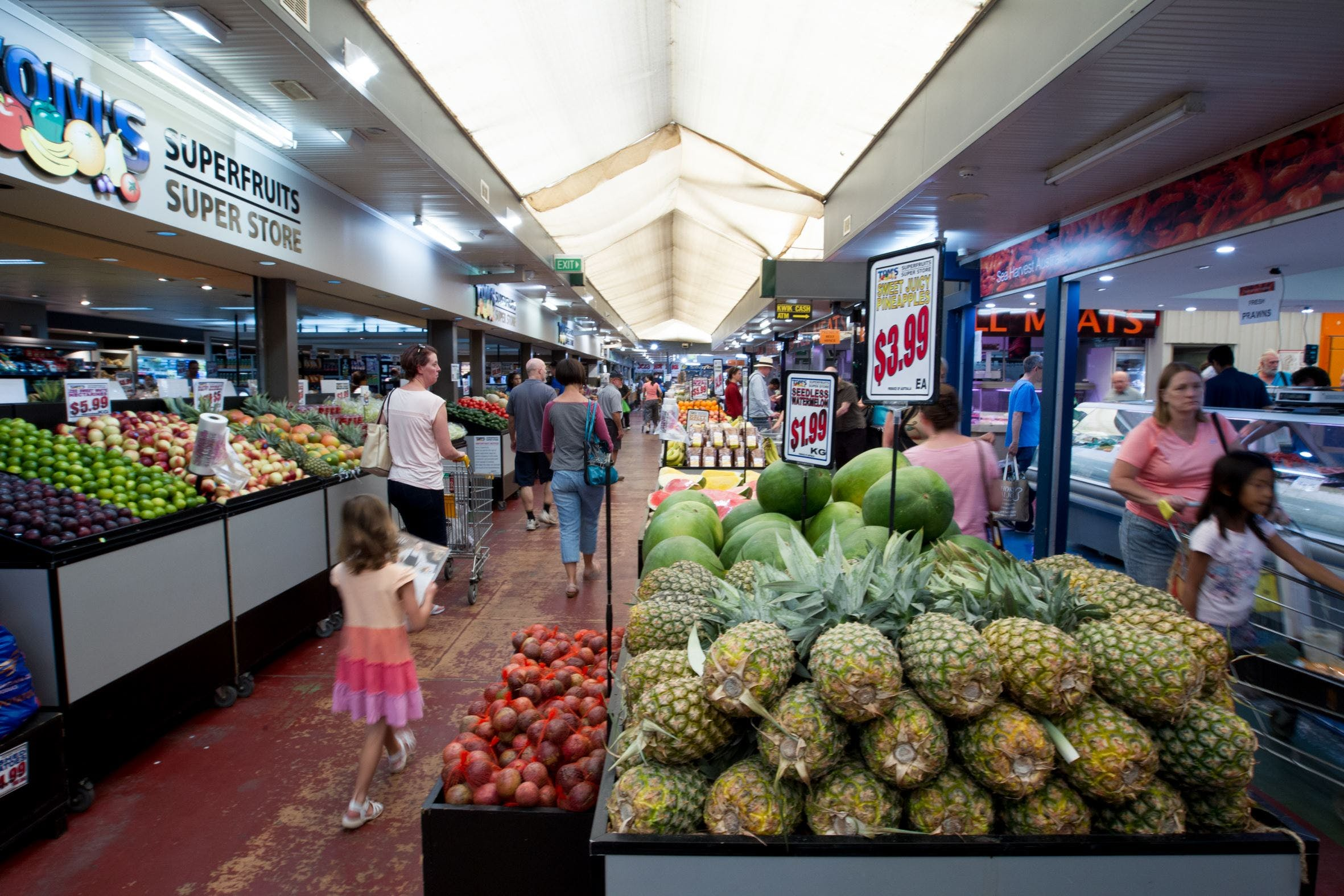 Belconnen Fresh Food Markets - Accommodation QLD