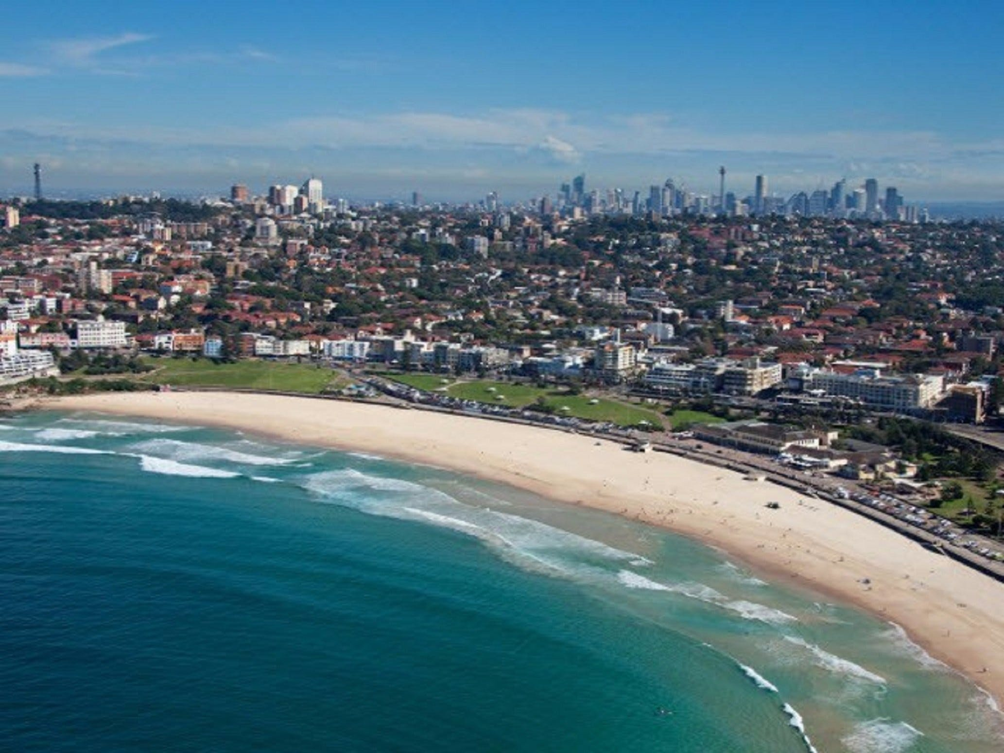 Bondi Beach - Accommodation QLD