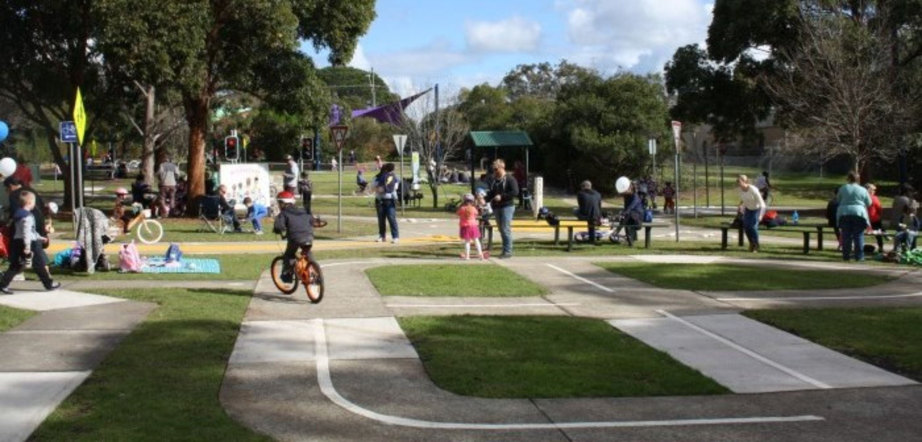 Campbelltown Bicycle Education Centre - Accommodation QLD