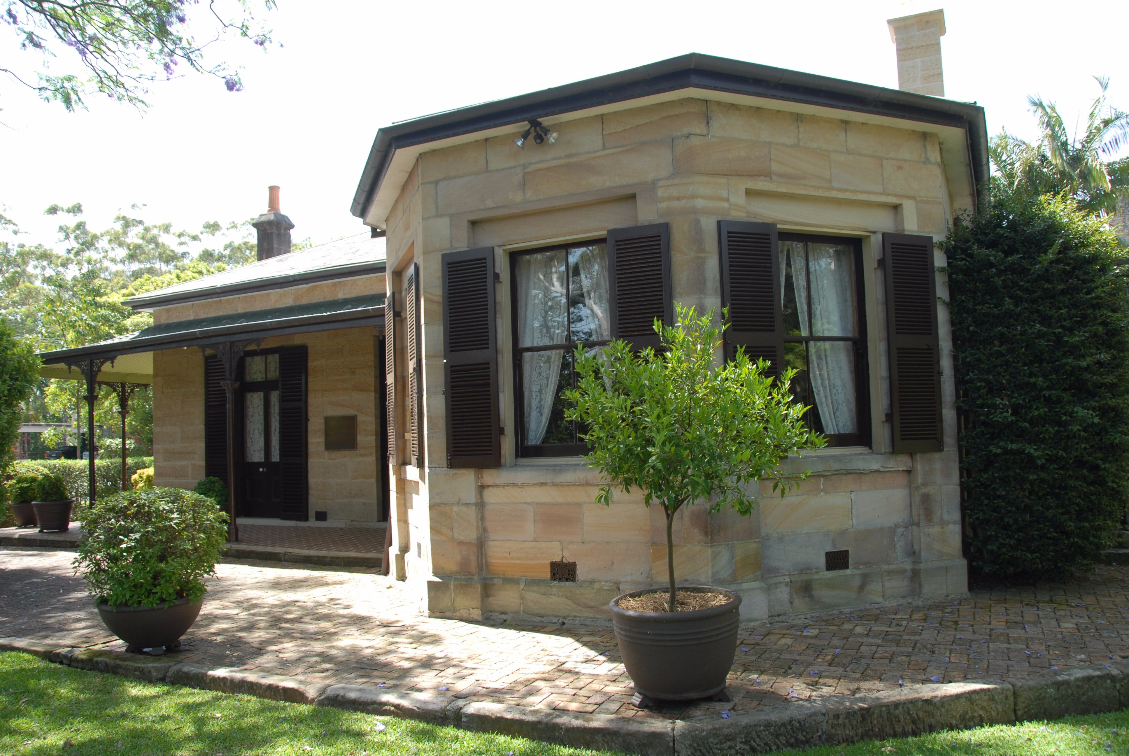 Carisbrook Historic House - Accommodation QLD