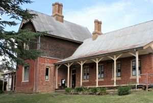 Carcoar Hospital Museum - Accommodation QLD
