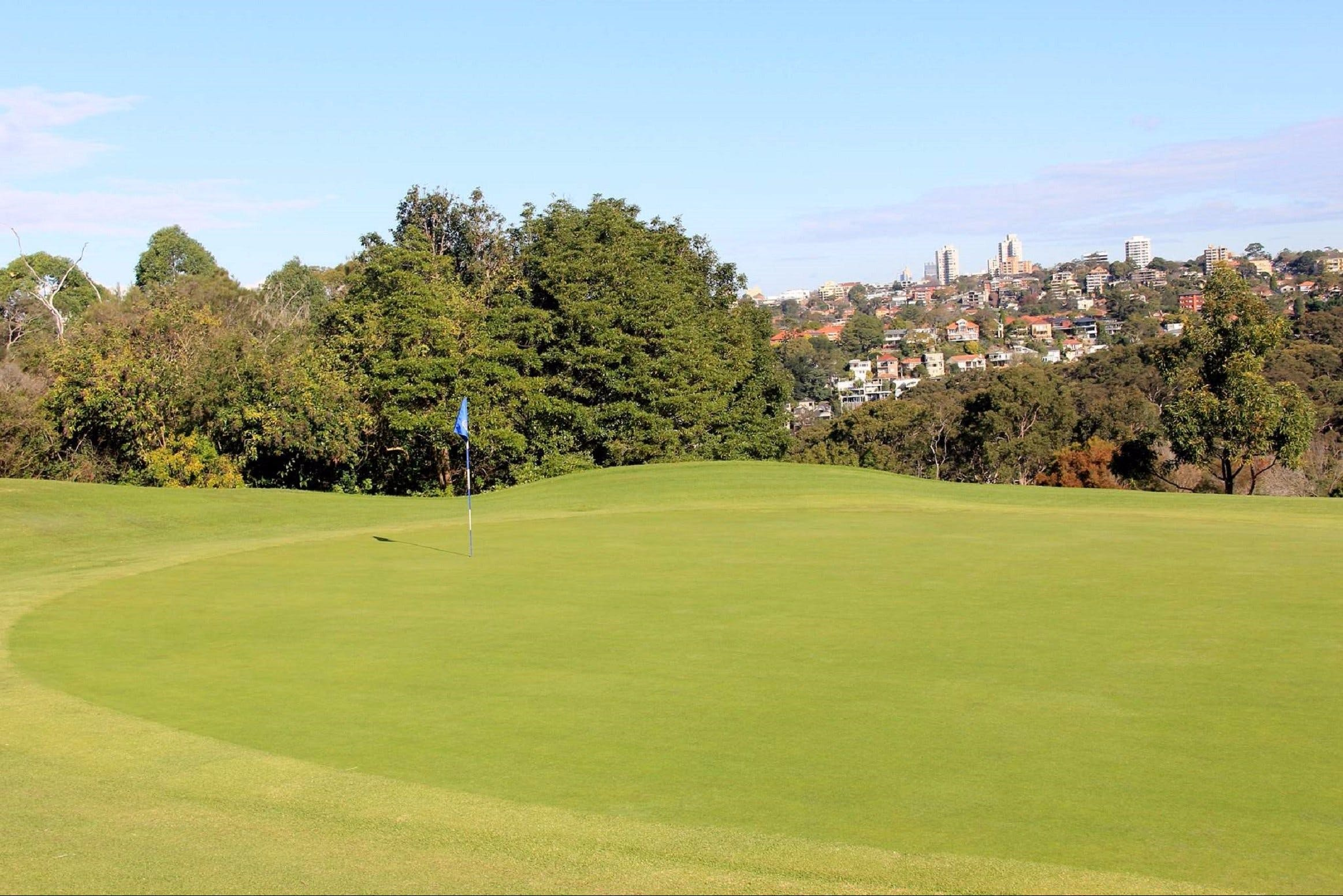 Collier Park Golf Course - Accommodation QLD