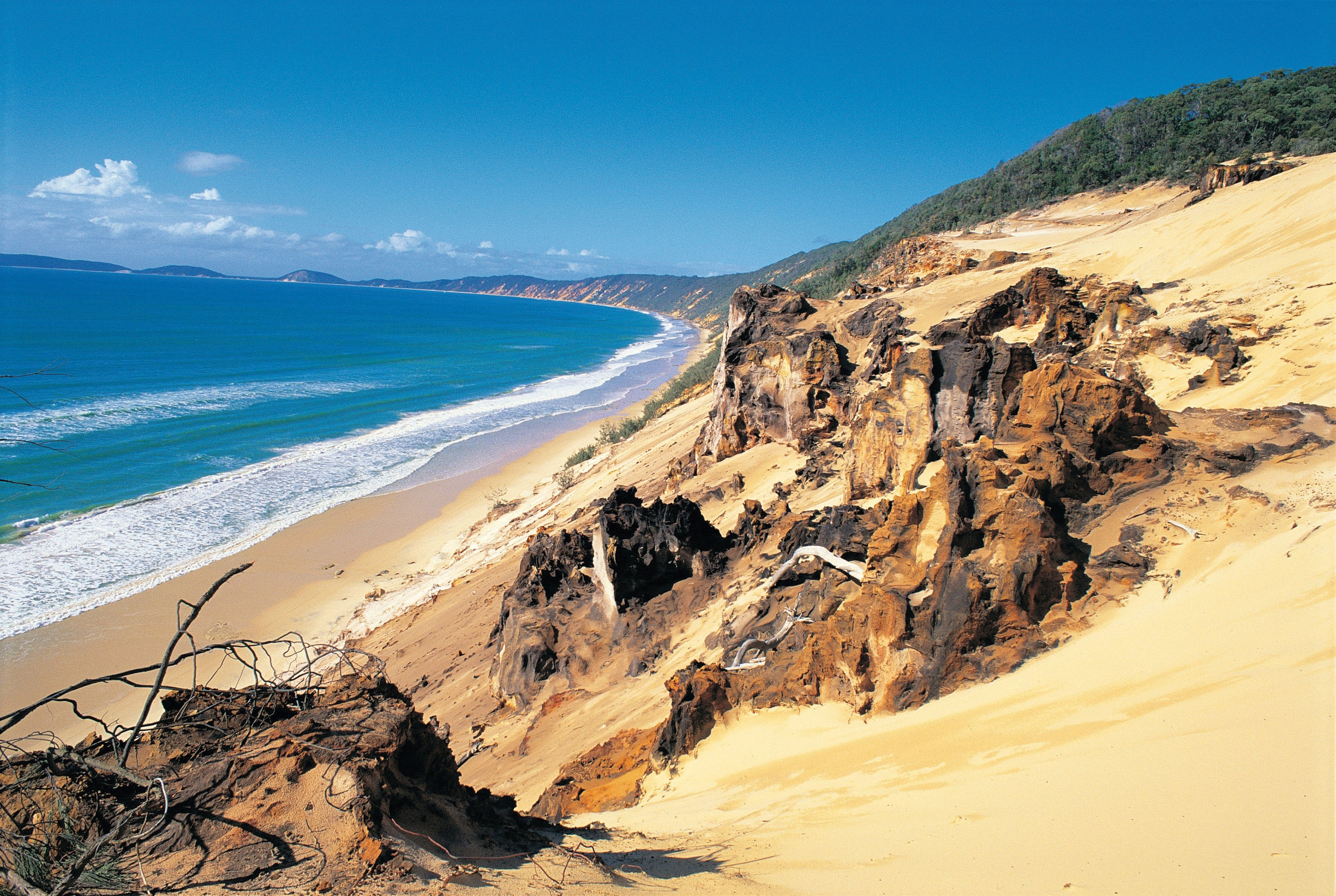 Cooloola Great Sandy National Park - Accommodation QLD