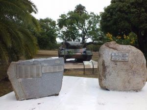 Cooktown War Memorial - Accommodation QLD